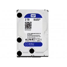 """3.5"""" Hard disk (HDD) 2 Tb Western Digital Blue (WD20EZRZ)"""