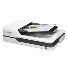 Scaner EPSON WorkForce DS-1630, White