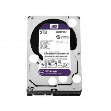 """3.5"""" Hard disk (HDD) 2 Tb Western Digital Purple (WD20PURZ)"""