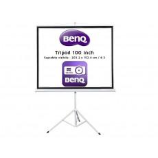 Ecran de proiectie BENQ Tripod 100