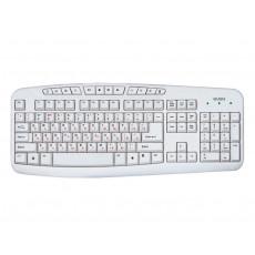 Tastatură Sven Comfort 3050 White, USB (SV Comfort_3050 W)