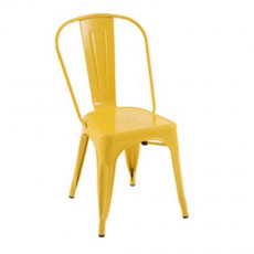 Scaun Vitra MC-001AY, Yellow