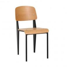 Scaun Vitra WS-005, Wood