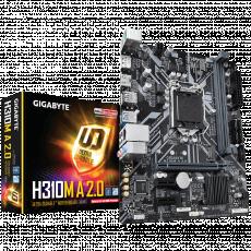 Placă de bază GIGABYTE H310M A 2.0 (s1151/Intel H310)