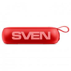 Boxă portabilă Sven PS-75, 6 W, Red