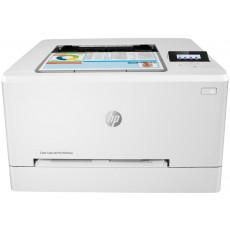 Imprimantă HP Color LaserJet Pro M255nw, White