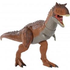 Mattel Jurassic World GJT59 Figurina interactiva Dinosaur ,,Carnotaurus''