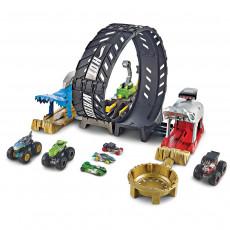 """Mattel Hot Wheels GKY00 Jucarie Pista ,,Monster Trucks Epic Loop"""""""
