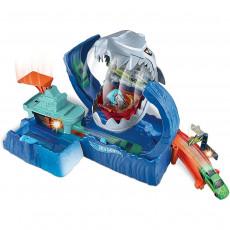Mattel Hot Wheels GJL12 Jucarie Pista ,,Rechinul Robot''