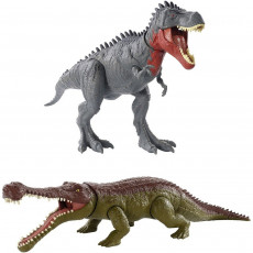 Mattel Jurassic World GJP32 Figurina Dinosaur ,,Atac Masiv''