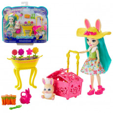 "Mattel Enchantimals GJX32 Set de joca ,,Distractie impreuna"""