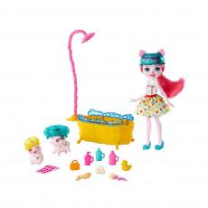 "Mattel Enchantimals GJX35 Set de joca ,,Baite Distractive"""