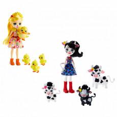 "Mattel Enchantimals GJX43 Set de joca ,,Familie"""