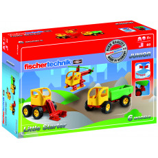 "FischerTechnik Junior 511929 Constructor ,,Little Starter"""