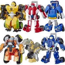 Hasbro Transformes E5366 ,,Rescue Bots Academy Rescan''