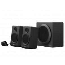 Sistem audio 2.1 Logitech Z333, 40 W, Black