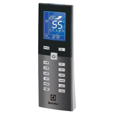 Метеопульт Electrolux EHU/RC-10, Black/Gray