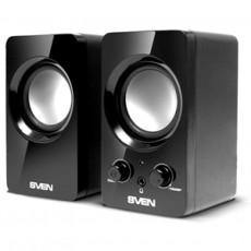 Boxe 2.0 Sven 354, 4 W, Black