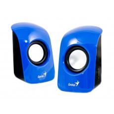 Boxe 2.0 Geniius SP-U115, 1.5 W, Blue