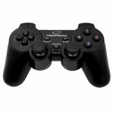 GamePad Esperanza WARRIOR EG102, Black