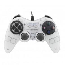 GamePad Esperanza FIGHTER EGG105W, White