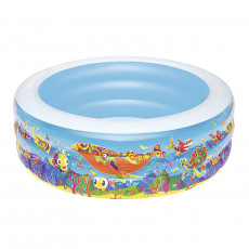 Piscină pentru copii Bestway Play Pool 51121, 152 х 51 cm, 400 L