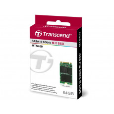 Solid State Drive (SSD) 64 Gb Transcend MTS400 (TS64GMTS400S)