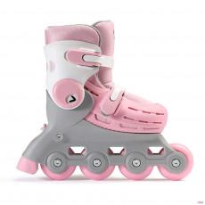 Role Xiaomi 700Kids Children Roller Skates 4 17-21,5 cm, Pink