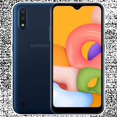 Smartphone SAMSUNG Galaxy A01, Dual-SIM (2 GB/16 GB) Blue