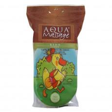 Burete pentru baie cu desen pentru copii Aqua Massage Kids Funny