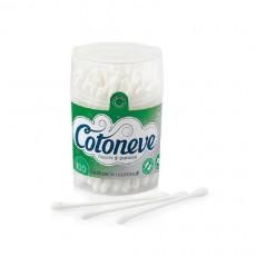 Bețișoare pentru urechi biodegradabile Cotoneve, 100 buc.