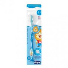 Periuță de dinți pentru copii Chicco, Blue