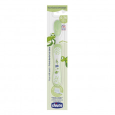 Periuță de dinți pentru copii Chicco, Green