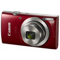 Aparat foto Canon IXUS 185 Red, Kit