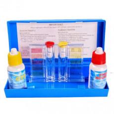 Set Testarea apei din piscina Intex Cl-Br-PH