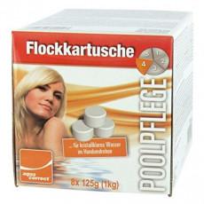 Floculant 8x125gr. 1kg Steinbach Intex 070204