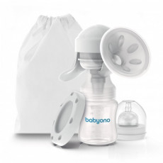 Pompa manuală pentru sân BabyOno ANATOMY