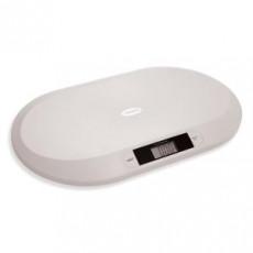 Căntar electronic BabyOno pentru copii cu greutatea până la 20 kg., Grey