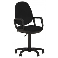 Fotoliu birou Nowy Styl Comfort GTP C11, Black