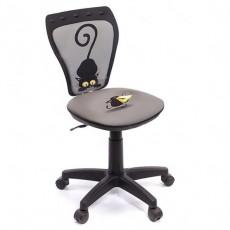 Fotoliu birou Nowy Styl Ministyle Cat&Mouse, Black