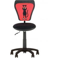 Fotoliu birou Nowy Styl Ministyle Cat, Black