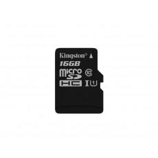 Сard de memorie microSD 16 GB Kingston Canvas Select (SDCS/16GBSP)