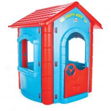 Joacă case Pilsan HAPPY HOUSE, Голубой/Красный
