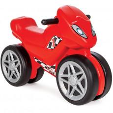 Tolocar Pilsan Mini Moto (06809) cu efecte sonore, Red
