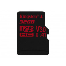 Сard de memorie microSD 32 GB Kingston Canvas React (SDCR/32GB)