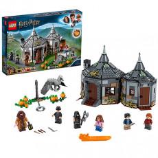 Lego Harry Potter 75947 Constructor Lego Coliba lui Hagrid: Eliberarea lui Buckbeak