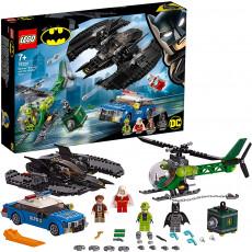Lego Super Heroes 76120 Constructor Lego Batman Batwing si furtul lui Riddler