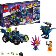 Lego Movie 70826 Constructor Lego Maşina de teren rextremă a lui Rex