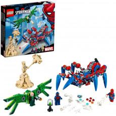 Lego Super Heroes 76114 Constructor Lego Vehiculul lui Spider-Man