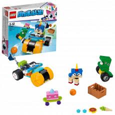 LEGO Unikitty 41452- Bicicleta Prințului